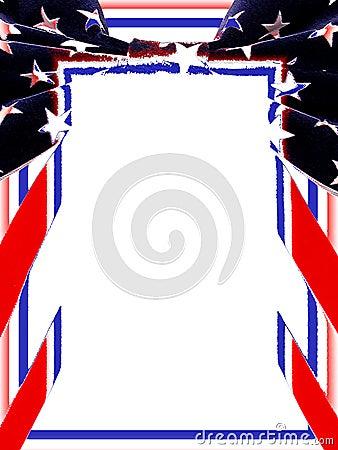 Frontera: Los E.E.U.U. patrióticos