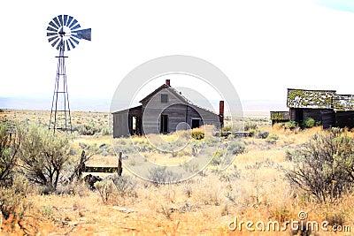 Frontier Homestead
