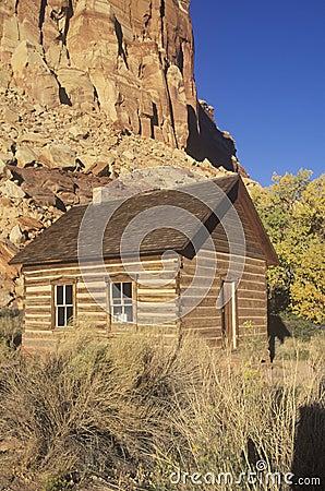 Frontier schoolhouse