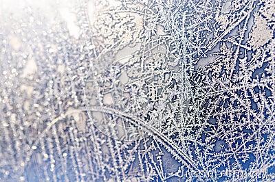 Frost window
