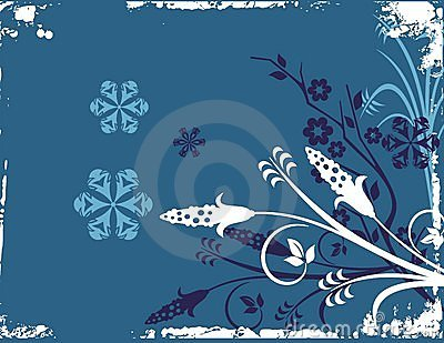 Frosty, Winter Background