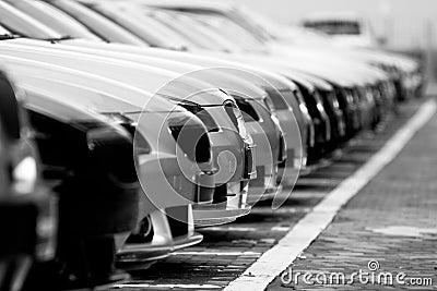 Frota dos carros