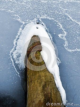 Frozen beam