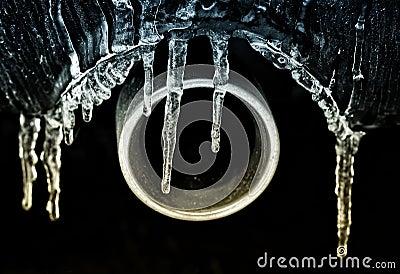Frozen Exhuast