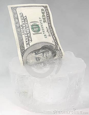 Frozen funds