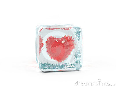 Frozen heart.
