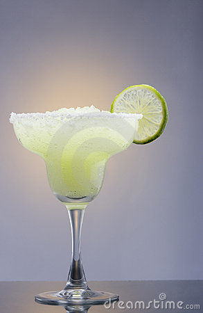 Frozen Margarita Cocktail
