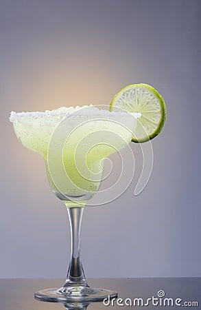 Free Frozen Margarita Cocktail Stock Image - 12849321