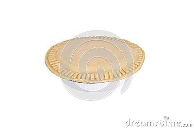 Frozen meat pie