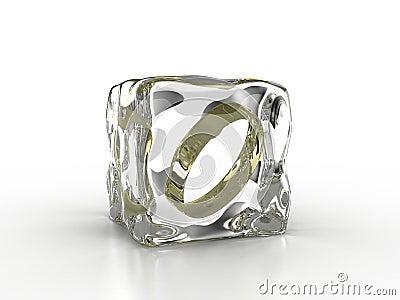 Frozen ring