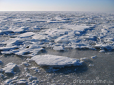 The Frozen River Stock Photography - Image: 22328472