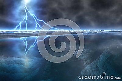 Frozen Storm