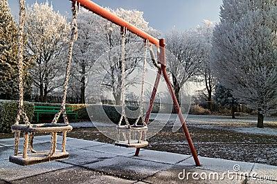 Frozen swing