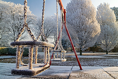 Frozen swings