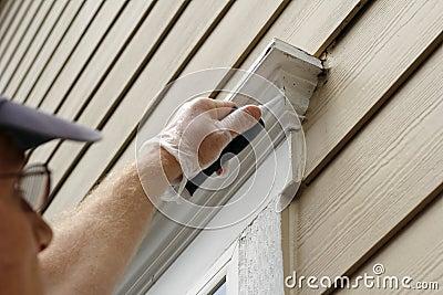 Förseglingsfönsterläckor