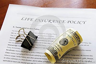 Försäkringlivstid