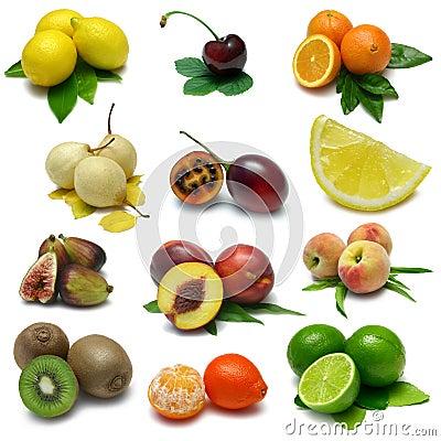 Frucht-Probeflasche
