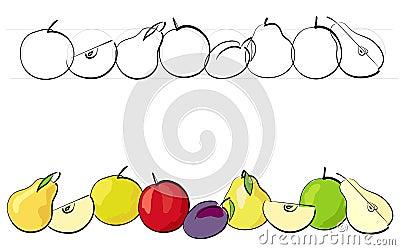 Fruchtset