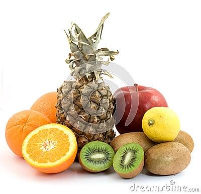 Free Fruit Royalty Free Stock Photos - 4470448