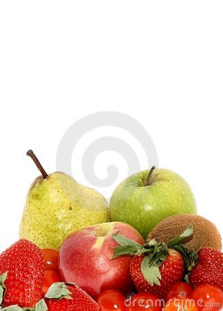 Free Fruit And Veg Stationary Stock Photo - 843040