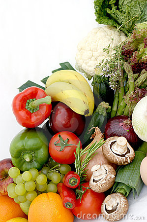 Free Fruit And Vegetables Stock Images - 5583424