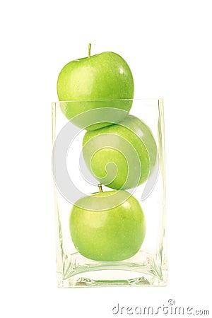 Fruit - Apple isolated