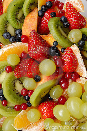 Free Fruit Background Royalty Free Stock Image - 1867866