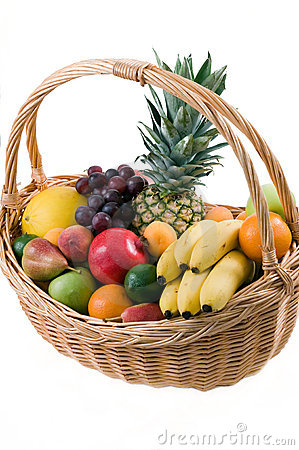 Free Fruit Basket Stock Photos - 15752973