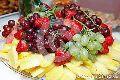 Fruit Basket Fruit Bowl