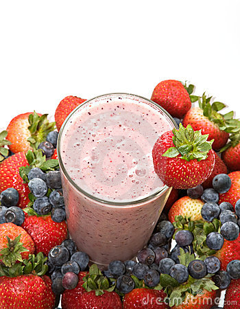 Fruit Berry Smoothie
