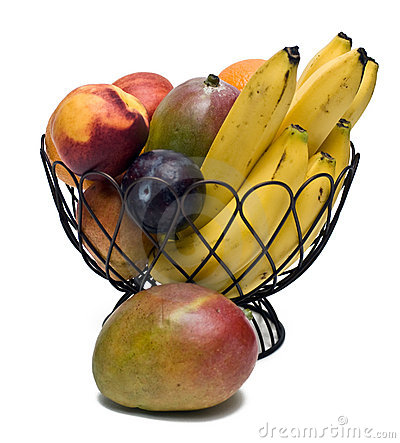 Free Fruit Bowl Stock Images - 6557954