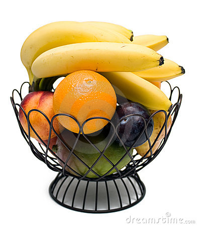Free Fruit Bowl Royalty Free Stock Photos - 6557988