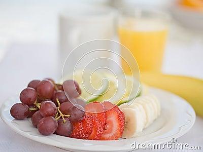 Fruit for Breakfast