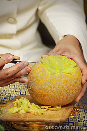 Free Fruit Carving Stock Photo - 15320000