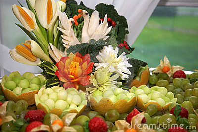Fruit Cattering Stock Images - Image: 23776194