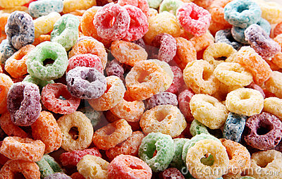 Fruit cereal