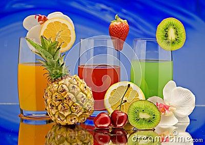 Fruit cocktails 3