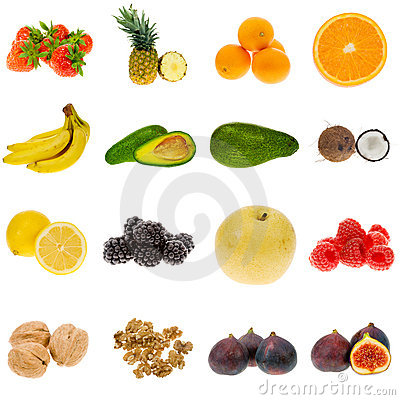 Free Fruit Collection Stock Images - 3770324