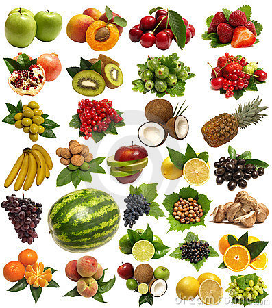 Free Fruit For All Tastes Royalty Free Stock Photo - 15455365