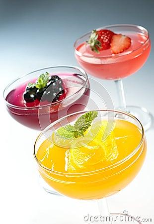 Free Fruit Jelly Stock Photos - 9257963