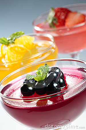 Free Fruit Jelly Stock Images - 9265764