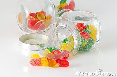 Fruit jellys