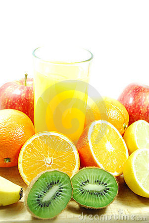 Free Fruit Juice Royalty Free Stock Photos - 12225138