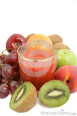 Free Fruit Juice Stock Photography - 1402992