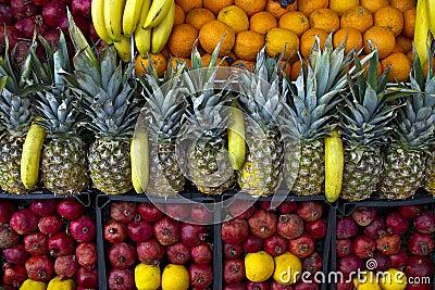 Fruit juice before