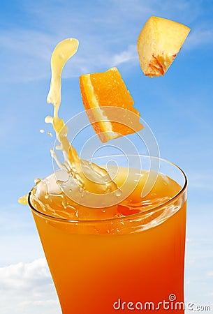 Free Fruit Juice Royalty Free Stock Images - 4298969