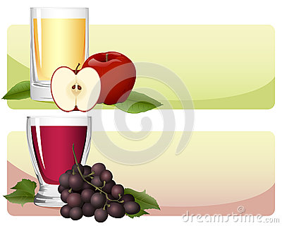 Fruit Juice Set