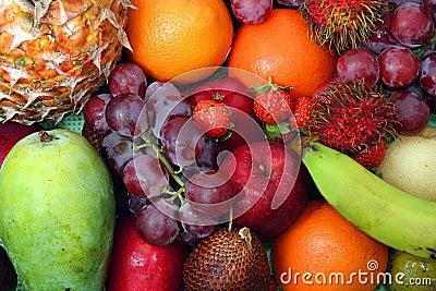 Fruit, kind of fruits