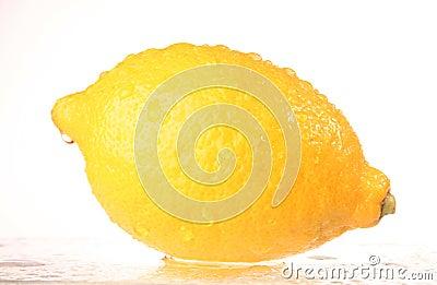 Fruit - Lemon isolated