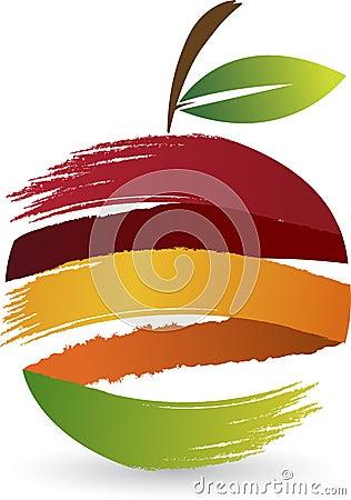 Free Fruit Logo Royalty Free Stock Photo - 36466065